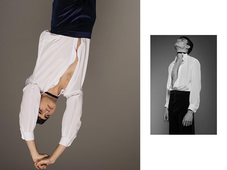 Erick Mullan by Hubert Majka  Erick Mullan by Hubert Majka Vanity Teen Menswear & new faces magazine