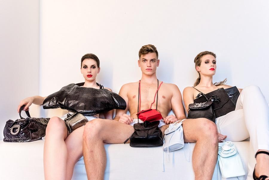 There Is No Space For You by Varja Jovanović Trobec There Is No Space For You by Varja Jovanović Trobec Vanity Teen 虚荣青年 Menswear & new faces magazine