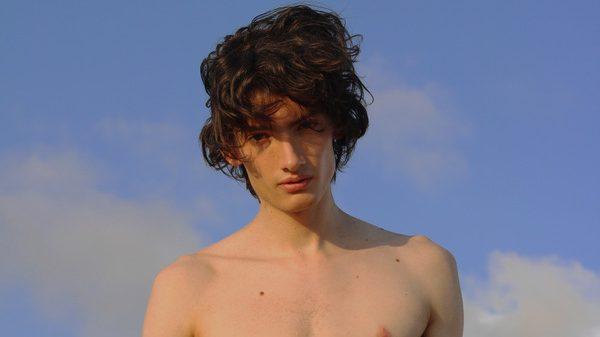 Emmanuel by Joaquin Castillo  Emmanuel by Joaquin Castillo Vanity Teen Menswear & new faces magazine
