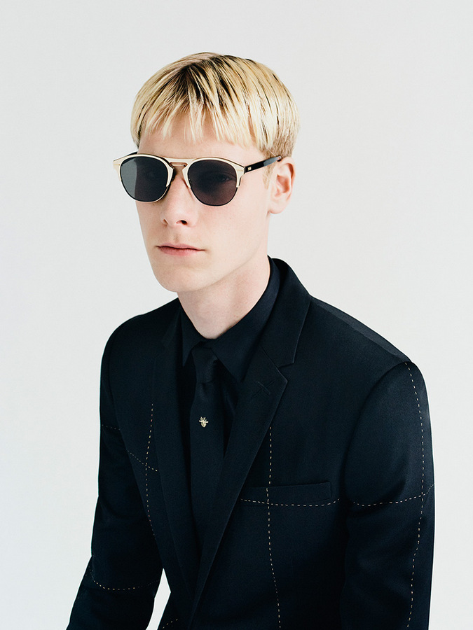 Dior Homme FW 18 Gold Capsule Collection Dior Homme FW 18 Gold Capsule Collection Vanity Teen Menswear & new faces magazine