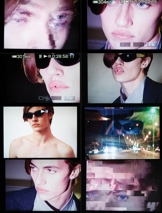 VMAN ''Sunglasses at Night'' ft. Lucky Blue Smith  VMAN ''Sunglasses at Night'' ft. Lucky Blue Smith Vanity Teen Menswear & new faces magazine