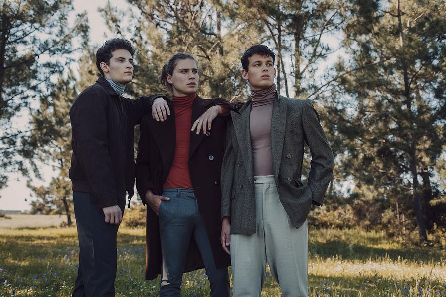 The Boys by David Velez The Boys by David Velez Vanity Teen Menswear & new faces magazine