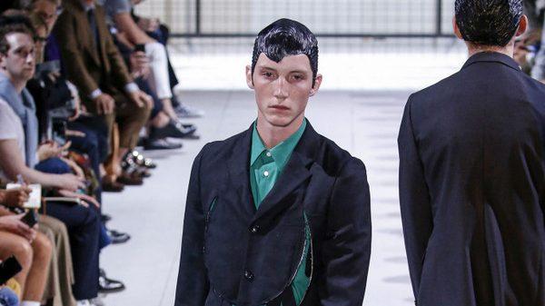 Comme des Garçons S/S 2019 Comme des Garçons S/S 2019 Vanity Teen 虚荣青年 Menswear & new faces magazine