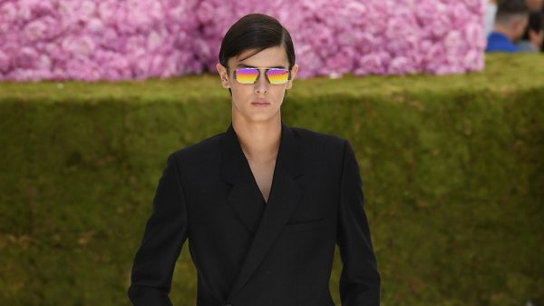 Dior Homme S/S 2019 Dior Homme S/S 2019 Vanity Teen Menswear & new faces magazine