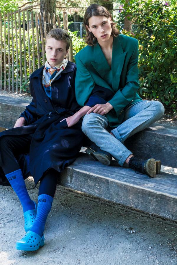 Joseph Leux & Gabriel Frelaux by Leeandcrisphoto  Joseph Leux & Gabriel Frelaux by Leeandcrisphoto Vanity Teen Menswear & new faces magazine