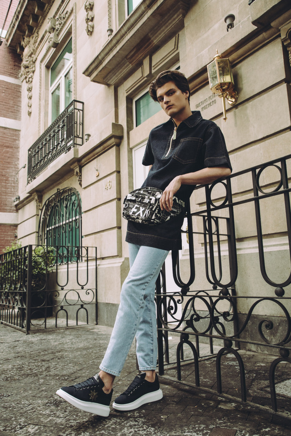 Juan Cruz by Roberto Meza Juan Cruz by Roberto Meza Vanity Teen Menswear & new faces magazine