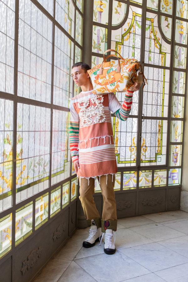 Loewe S/S 2019 Loewe S/S 2019 Vanity Teen 虚荣青年 Menswear & new faces magazine