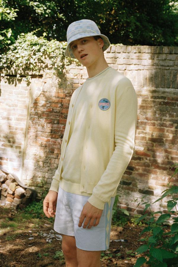 Pringle of Scotland S/S 2019 Pringle of Scotland S/S 2019 Vanity Teen 虚荣青年 Menswear & new faces magazine