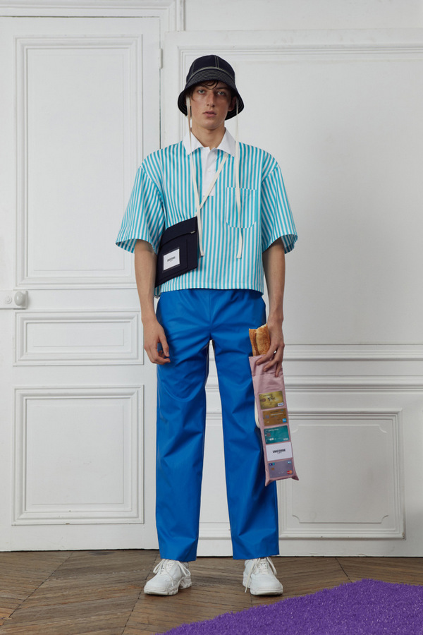 Uniforme Paris S/S 2019  Uniforme Paris S/S 2019 Vanity Teen Menswear & new faces magazine