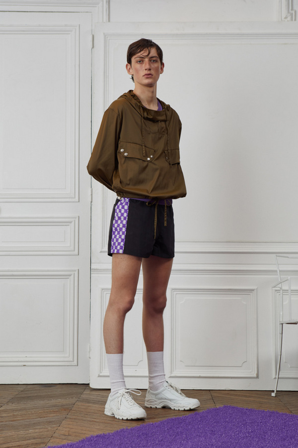 Uniforme Paris S/S 2019