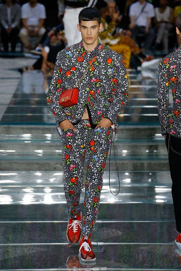 Versace S/S 2019