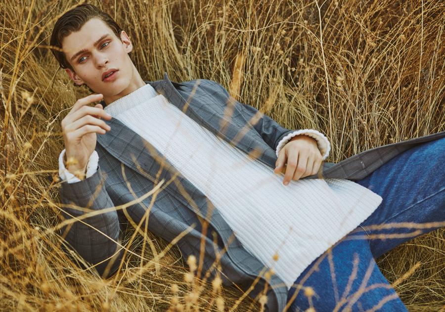 Will Dailey by Jonathan Zamora Will Dailey by Jonathan Zamora Vanity Teen 虚荣青年 Menswear & new faces magazine
