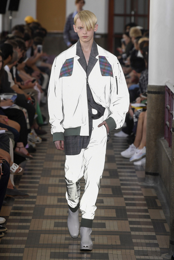 Wooyoungmi S/S 2019