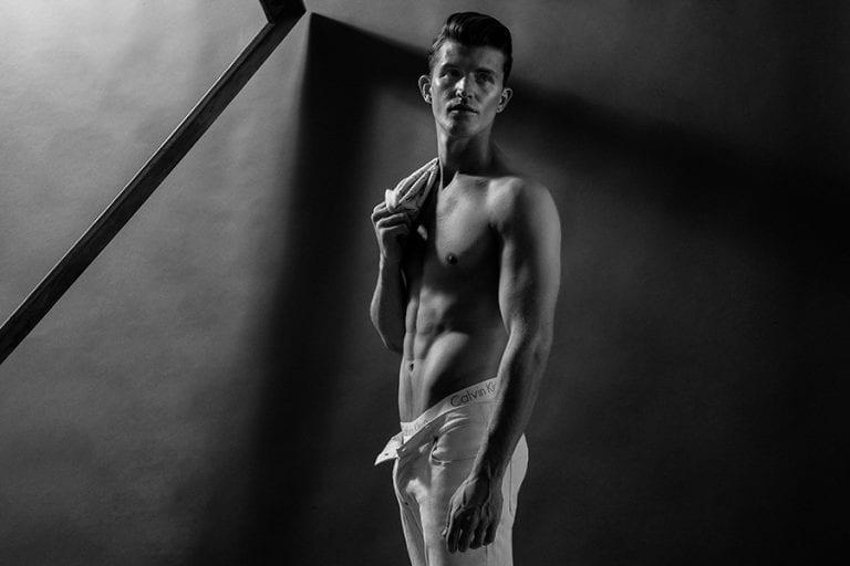 Jamie Clarke by Alek Pierre