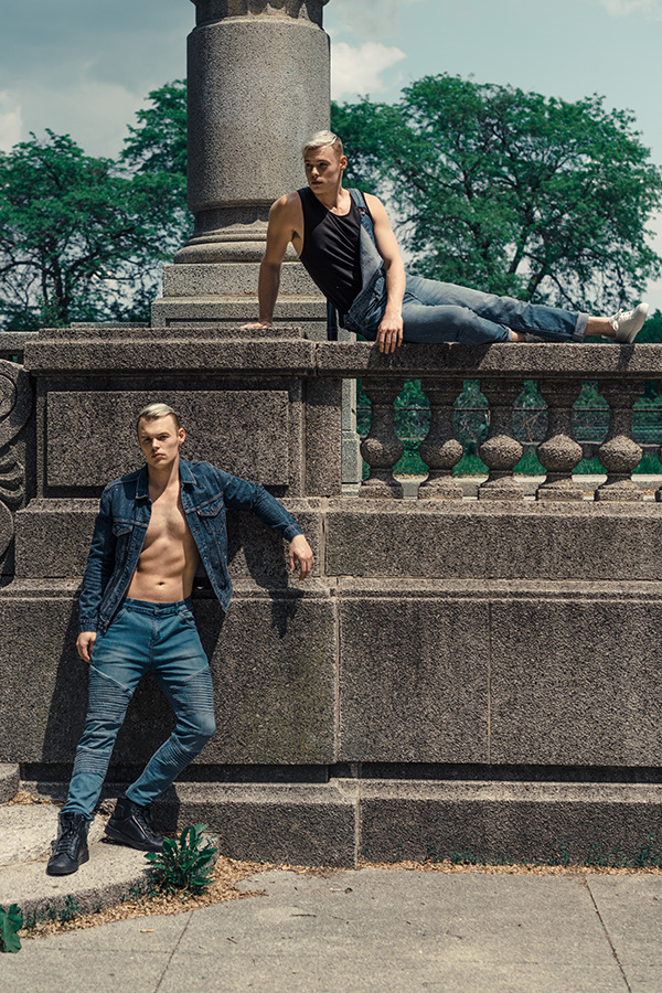 Two of a Kind by Lester Villarama Two of a Kind by Lester Villarama Vanity Teen 虚荣青年 Menswear & new faces magazine