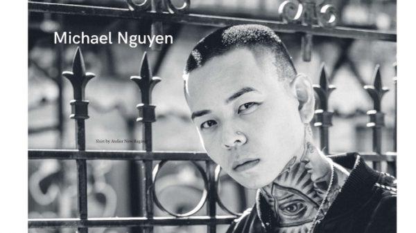 Michael Nguyen by Justin Abernethy Michael Nguyen by Justin Abernethy Vanity Teen 虚荣青年 Lifestyle & new faces magazine