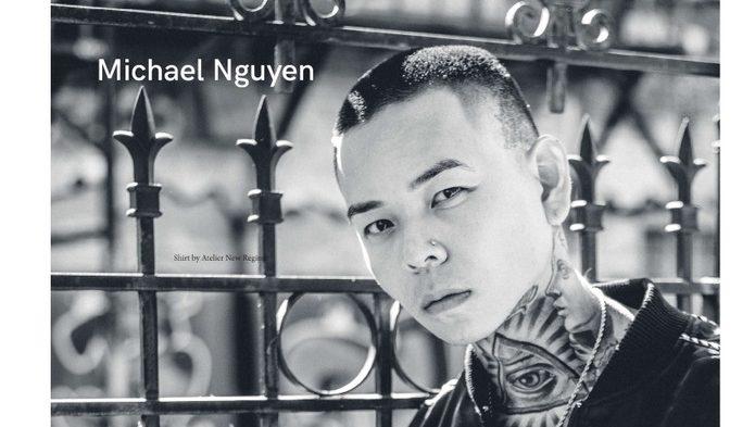 Michael Nguyen by Justin Abernethy Michael Nguyen by Justin Abernethy Vanity Teen 虚荣青年 Menswear & new faces magazine