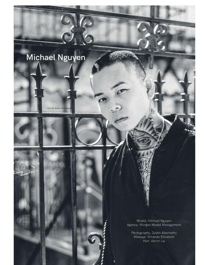 Michael Nguyen by Justin Abernethy