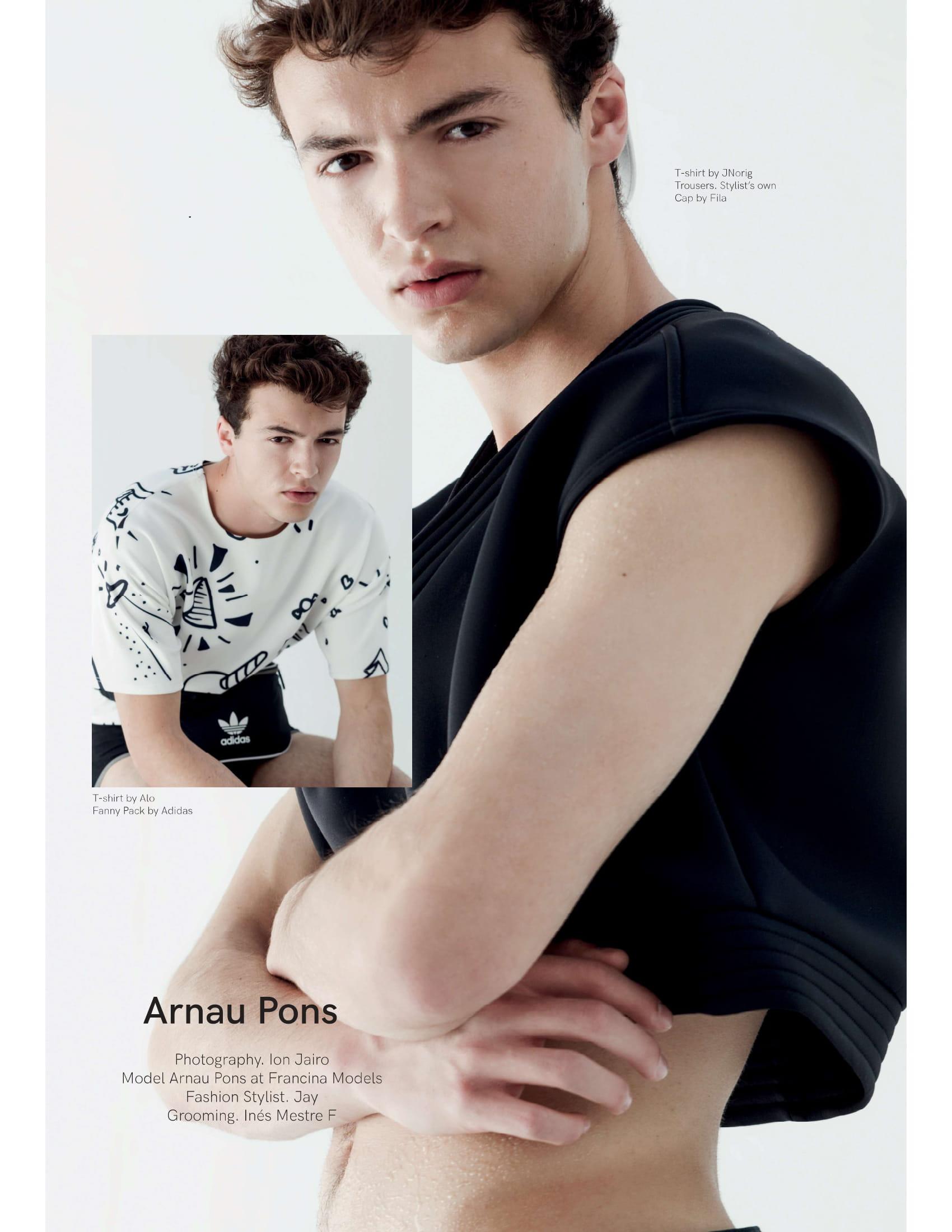 7b0b807dfe9d Arnua Pons by Ion Jairo — Vanity Teen