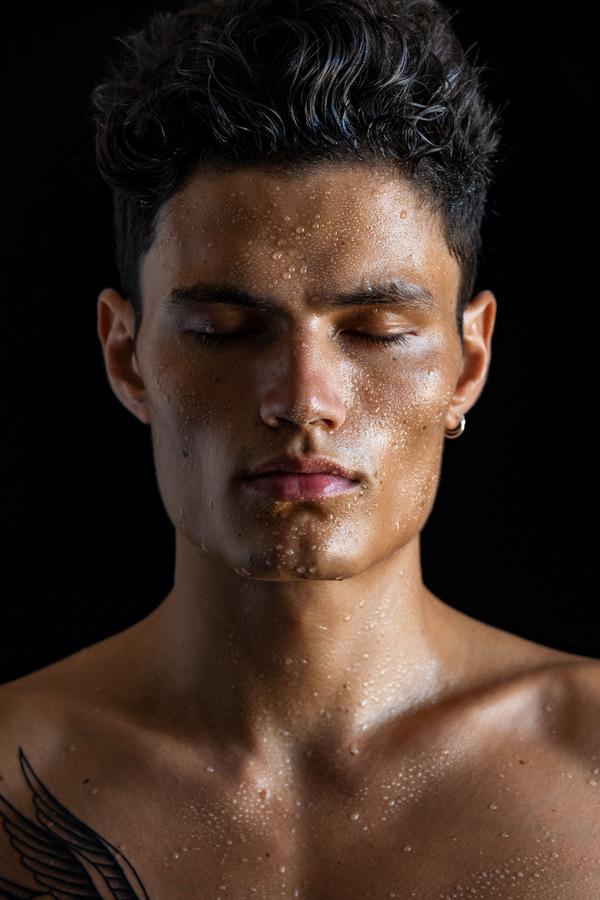 Christopher Pfeffer by Blake Ballard Christopher Pfeffer by Blake Ballard Vanity Teen Menswear & new faces magazine