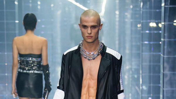 Philipp Plein Spring 2019 Philipp Plein Spring 2019 Vanity Teen 虚荣青年 Menswear & new faces magazine