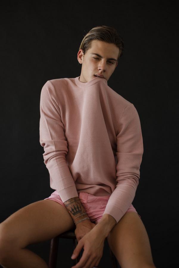 Dylan Ravagnani by Chris Fucile Dylan Ravagnani by Chris Fucile Vanity Teen 虚荣青年 Menswear & new faces magazine