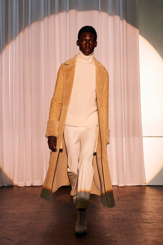 Ludovic de Saint Sernin Fall/Winter 2019 Ludovic de Saint Sernin Fall/Winter 2019 Vanity Teen Menswear & new faces magazine