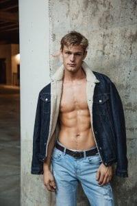 Noah Teicher by Adam Washington