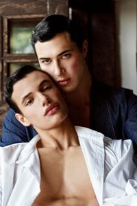 Adrian & Juan by Christian David Aragon