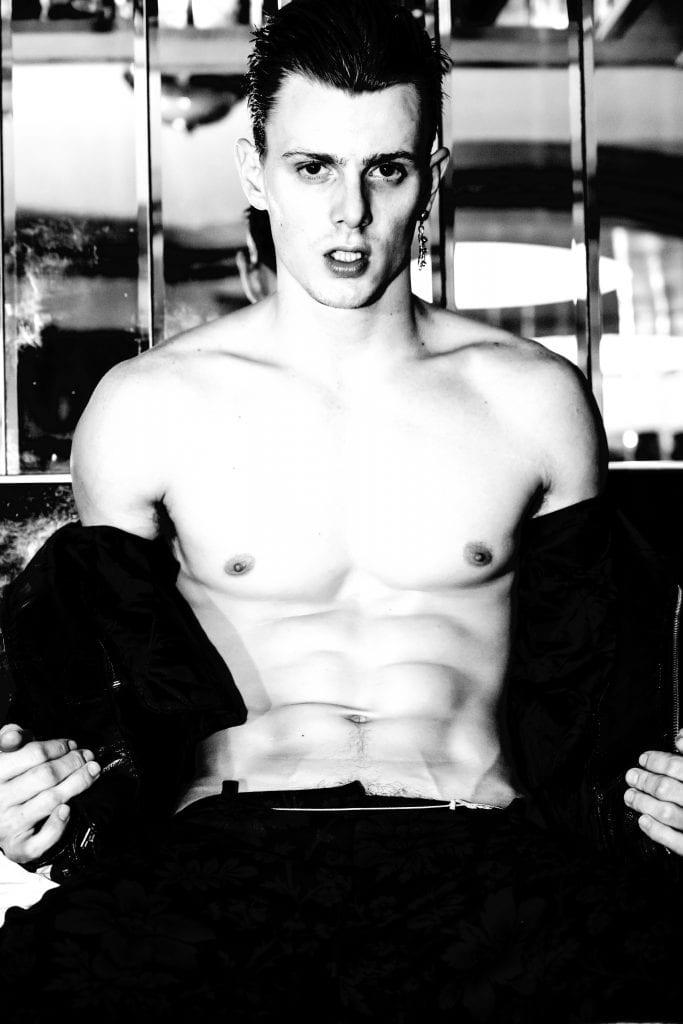 Jeffrey Allen by David Macke  Jeffrey Allen by David Macke Vanity Teen Menswear & new faces magazine