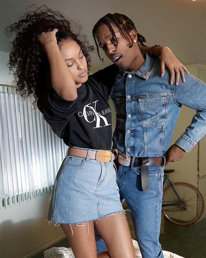 Calvin Klein Spring Summer 2019  Calvin Klein Spring Summer 2019 Vanity Teen Menswear & new faces magazine