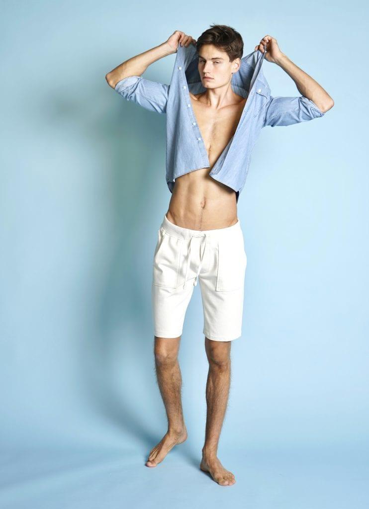 Moritz Hau by Stephan Mientus  Moritz Hau by Stephan Mientus Vanity Teen Menswear & new faces magazine