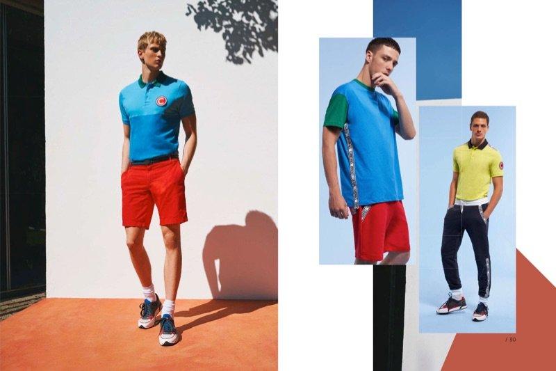 COLMAR ORIGINALS SPRING 2019  COLMAR ORIGINALS SPRING 2019 Vanity Teen Menswear & new faces magazine