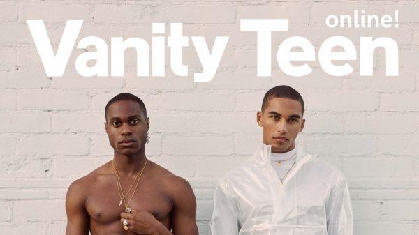 Uche Uba + Leroy Aiyanyo Uche Uba + Leroy Aiyanyo Vanity Teen 虚荣青年 Lifestyle & new faces magazine