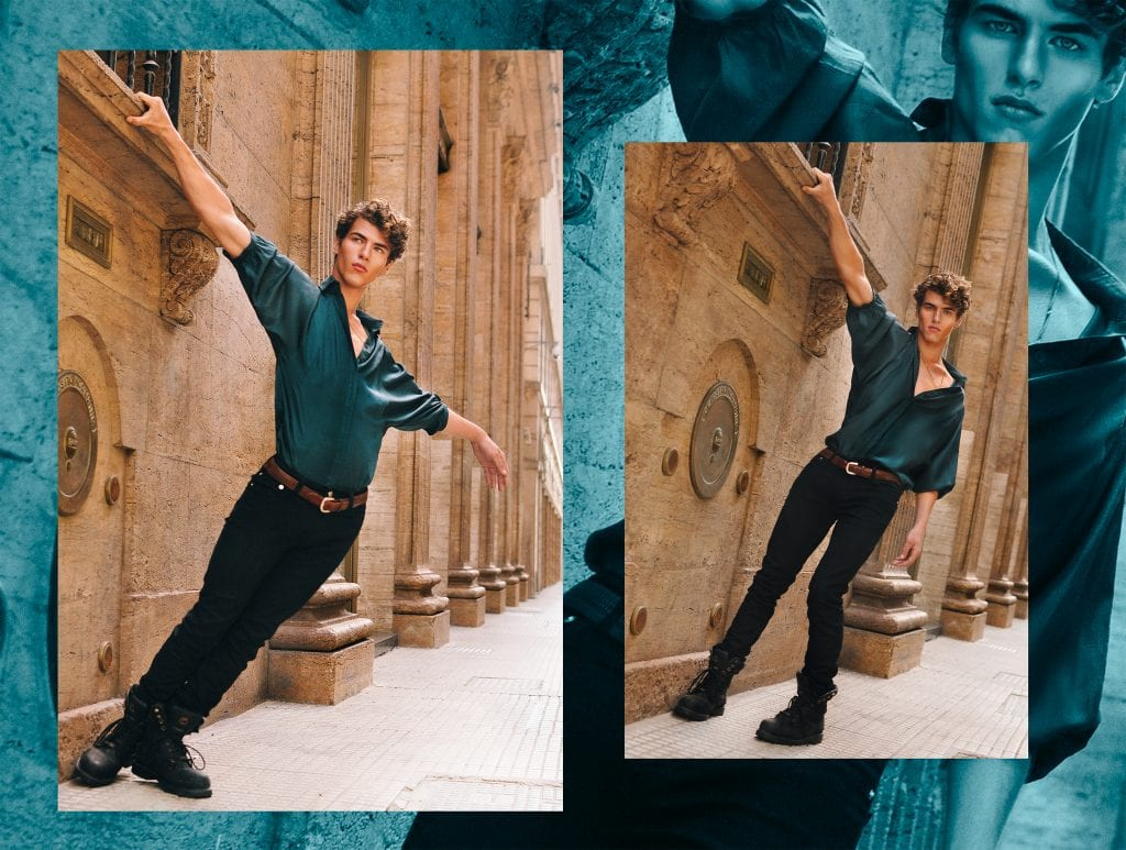 EOS by Marcos Morcani EOS by Marcos Morcani Vanity Teen 虚荣青年 Menswear & new faces magazine