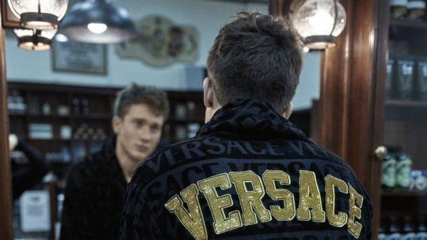 Versace Home SS 2019 Versace Home SS 2019 Vanity Teen 虚荣青年 Menswear & new faces magazine