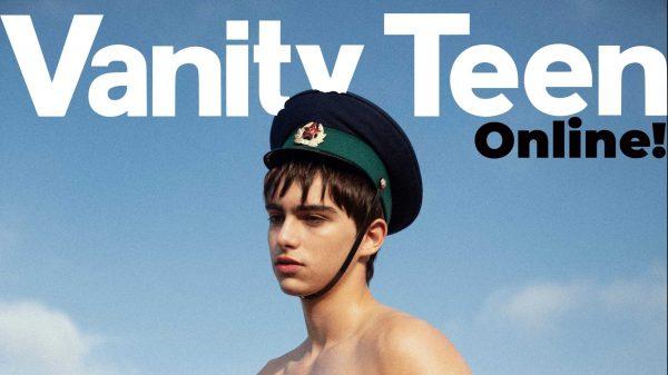 Ron Levi Ron Levi Vanity Teen 虚荣青年 Menswear & new faces magazine