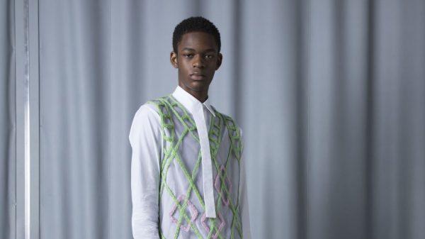Kharis Johnson-Achu  Kharis Johnson-Achu Vanity Teen Menswear & new faces magazine