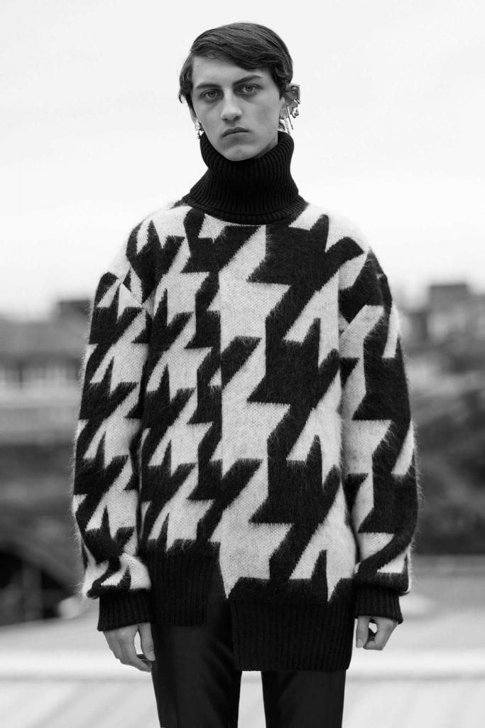 Alexander McQueen Autumn 2019 Alexander McQueen Autumn 2019 Vanity Teen 虚荣青年 Menswear & new faces magazine