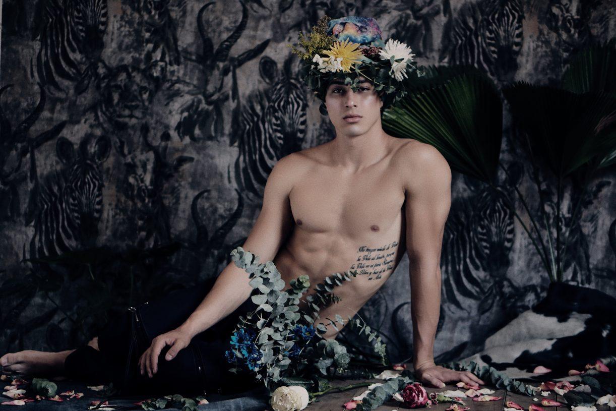 Caravaggio in love Caravaggio in love Vanity Teen 虚荣青年 Menswear & new faces magazine