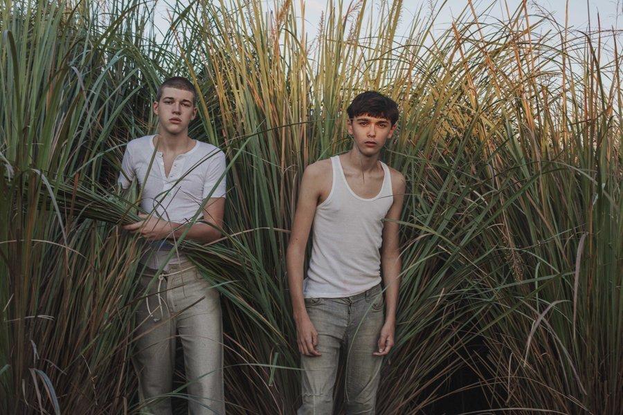 Lauraro & Mirko by Diego Bigolin Lauraro & Mirko by Diego Bigolin Vanity Teen 虚荣青年 Menswear & new faces magazine