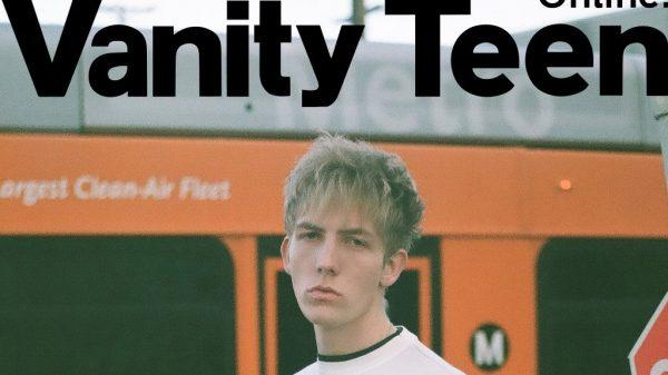 Chad Mann Chad Mann Vanity Teen 虚荣青年 Menswear & new faces magazine