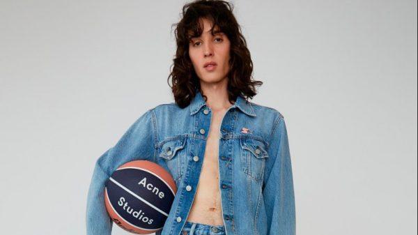 ACNE STUDIOS x STARTER BLACK LABEL ACNE STUDIOS x STARTER BLACK LABEL Vanity Teen 虚荣青年 Menswear & new faces magazine