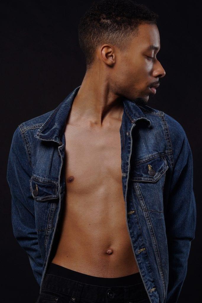 Marcus Richardson Marcus Richardson Vanity Teen 虚荣青年 Menswear & new faces magazine