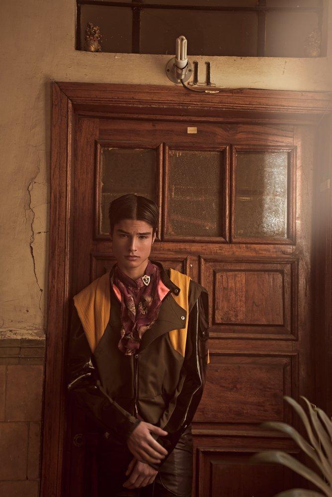 Aaron Pellegrino By Diego Fierce Vanity Teen