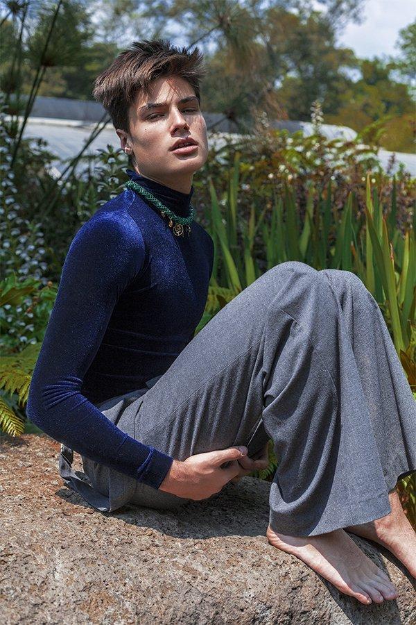 Aaron Pellegrino by Jorgue Sanchez Aaron Pellegrino by Jorgue Sanchez Vanity Teen 虚荣青年 Menswear & new faces magazine