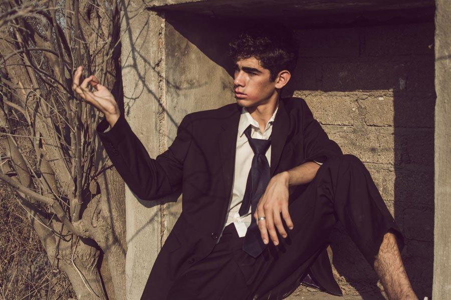 Manuel Torres by Ramses Alvarez Manuel Torres by Ramses Alvarez Vanity Teen 虚荣青年 Menswear & new faces magazine