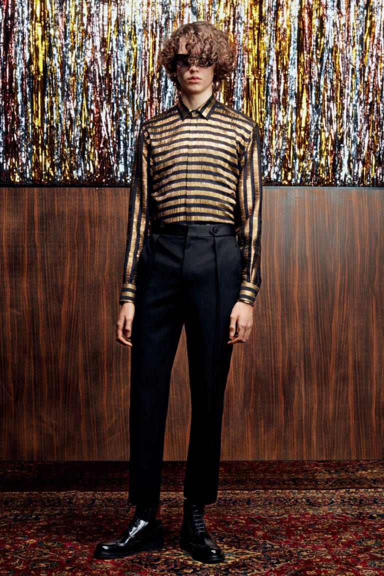 Saint Laurent Pre-Fall 2019