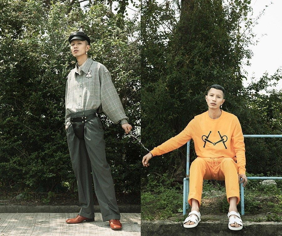 Wilfred Wong by Stephanie Chung Wilfred Wong by Stephanie Chung Vanity Teen Menswear & new faces magazine