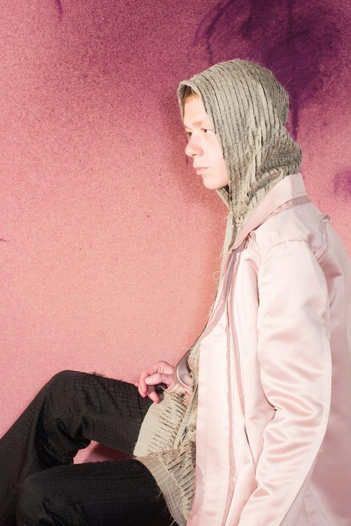 DANSHAN S/S 2020 DANSHAN S/S 2020 Vanity Teen 虚荣青年 Menswear & new faces magazine